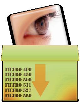 FILTROS PARA EL CUIDADO VISUAL