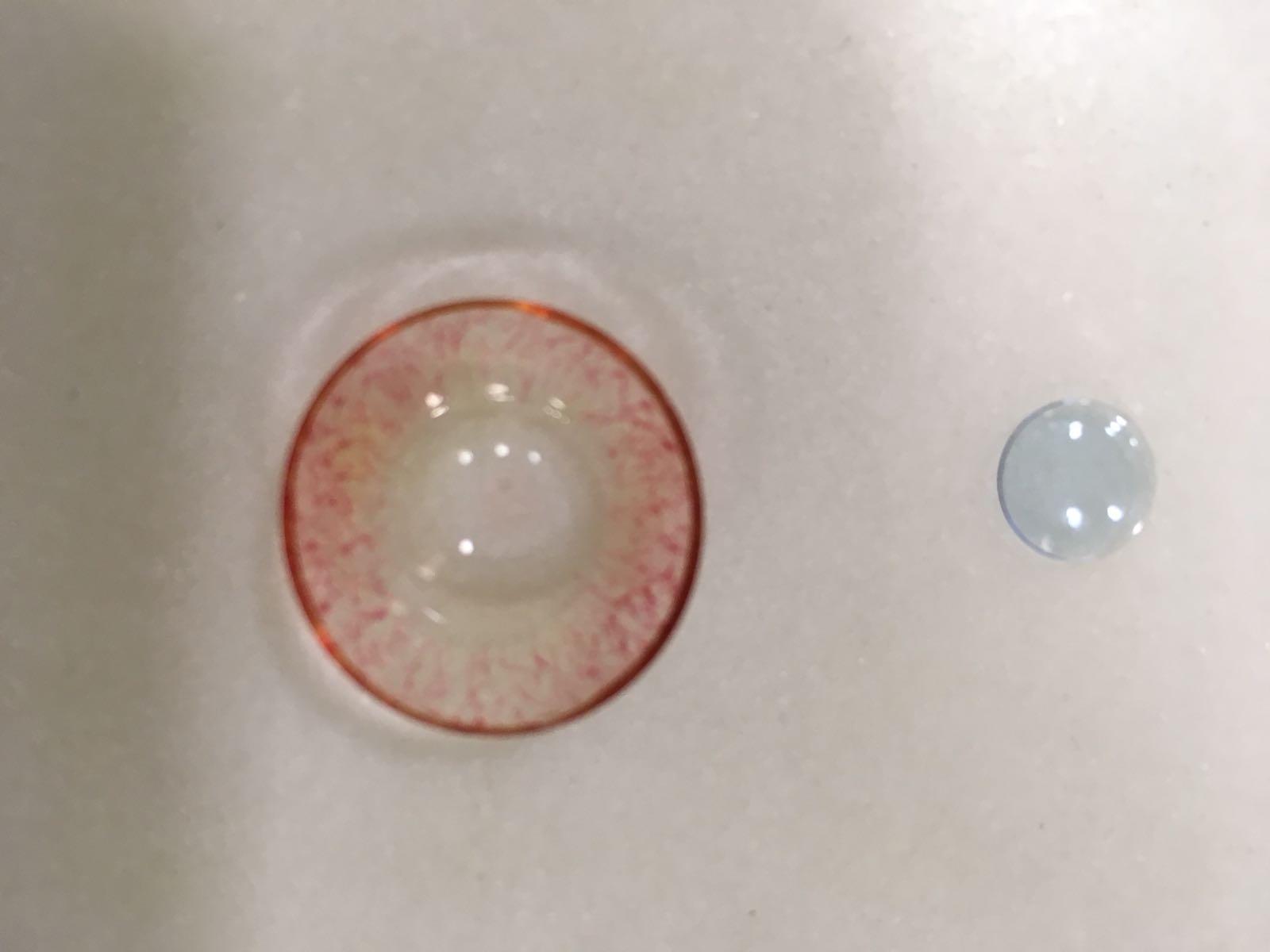 comparación tamaño lentes esclerales vs rigidas